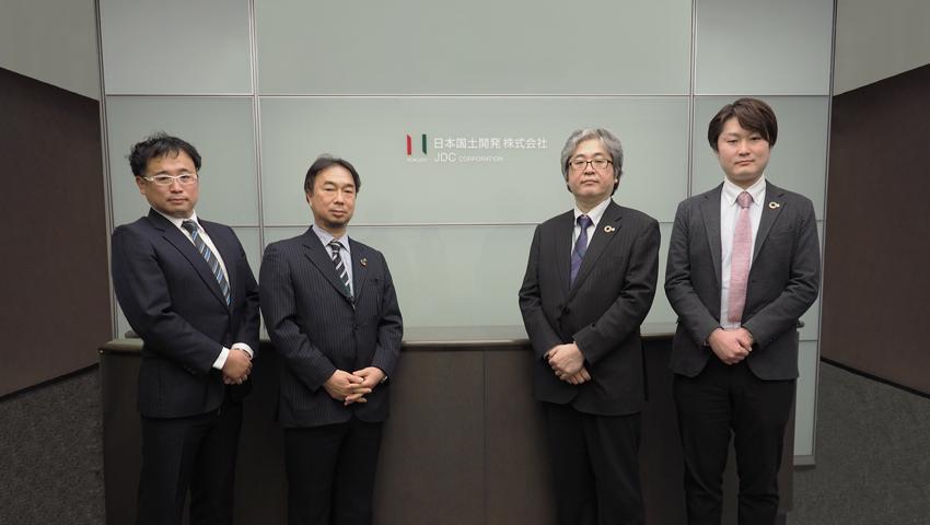 日本国土開発株式会社 様