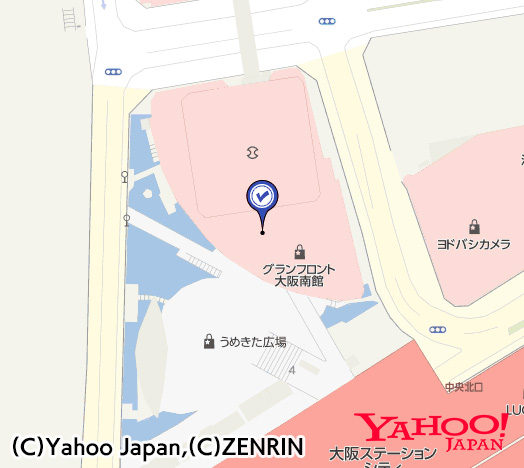 Access Map on