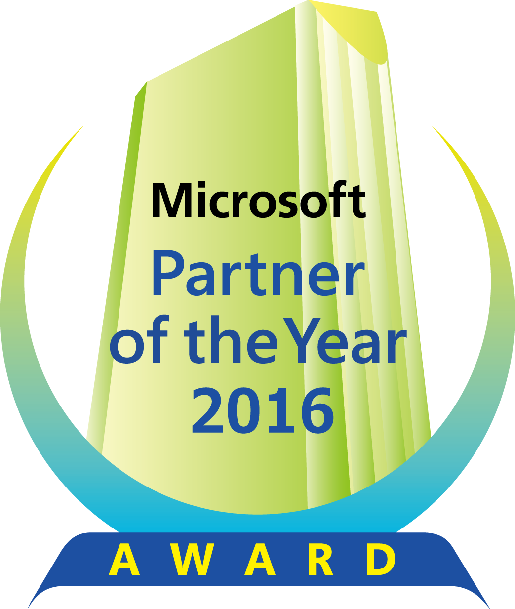 Microsoft Japan Partner of the Year 2016