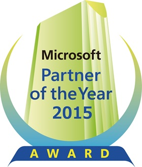 Microsoft Japan Partner of the Year 2015