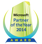 Microsoft Japan Partner of the Year 2014